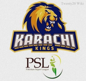 Karachi Kings PSL Logo