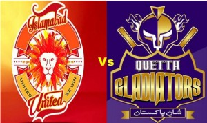 Islamabad-United-vs-Quetta-Gladiators-PSL-1st-T20-Live-Streaming