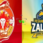 Peshawar Zalmi vs Islamabad United Highlights, Photos & Final Scorecard 05/02/2016