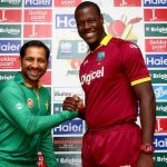Pakistan vs West Indies 2017 Schedule, Time Table & Fixtures