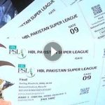 PSL Tickets: How & Where to buy and What Price Pakistan Super League 2019?