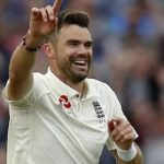 James Anderson ruled out of South Africa Tour