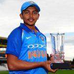 Prithvi Shaw will replace Dhawan in ODI Squad