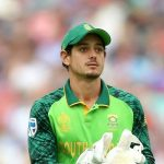 Quinton De Kock appointed ad South Africa ODI captain