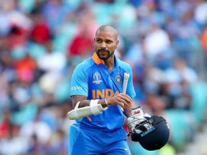 Shikhar Dhawan ruled out of T20 series vs New Zealand