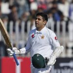 Abid Ali has a chance to enter his name in record books once again with 3 centuries in 1st three test matches.