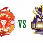 IU VS QG 9th T20 PSL 2020