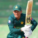 Pakistan Under 19 captain Rohail Nazir