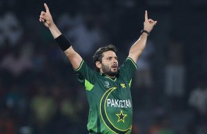 Crowd favourite Shahid Afridi may be seen in action before PSL