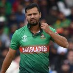 Mashrafe Mortaza Step Down as Bangladesh ODI captain
